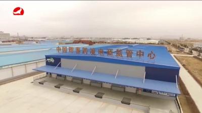 珲春跨境电商一季度实现出口额同比增长10倍以上