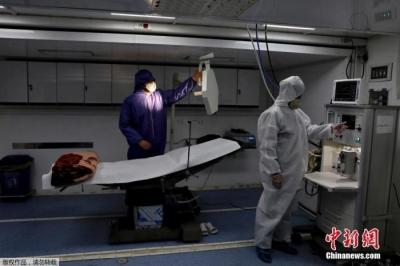 世卫组织:中国以外确诊病例近120万例