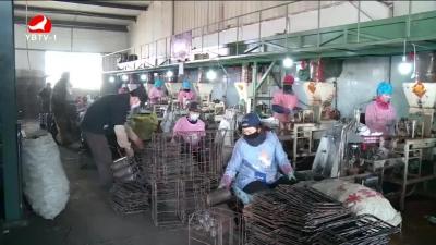汪清惠民菌包厂:防控生产两不误