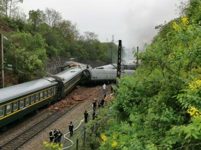 T179次列车脱轨事故调查组成立