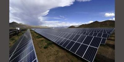 安图光伏发电项目带动5376户9490名贫困人口增收
