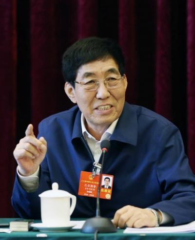 吉林省代表团传达学习习近平总书记在参加湖北代表团审议时的重要讲话精神