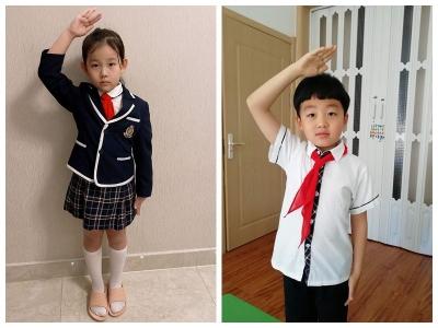 停课不停学 成长不停歇——延吉市北山小学在行动