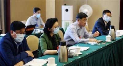 吉林省代表团分组审议全国人民代表大会关于建立健全香港特别行政区维护国家安全的法律制度和执行机制的决定草案、民法典草案
