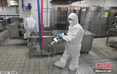 韩国新增57例新冠确诊病例 无新增死亡病例