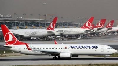 土耳其航空拟于6月18日恢复与6个欧洲国家的航班