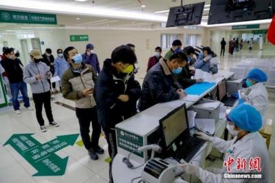 卫健委:2019年中国居民人均预期寿命提高到77.3岁