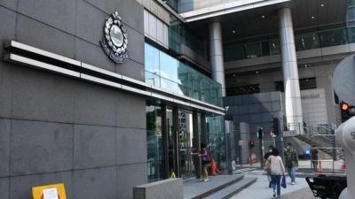 香港12日晚多区出现违法行为 警方拘捕最少35人
