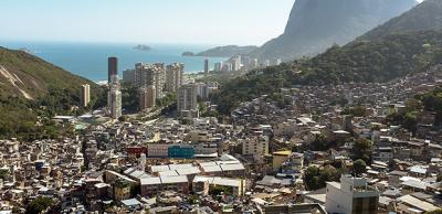 巴西新冠肺炎病例破55万 死亡人数破3万