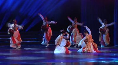 舞蹈《盛世长鼓》