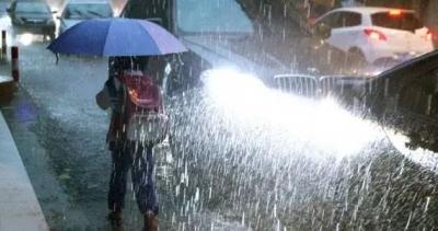 中雨+大雨+冰雹!吉林省发布重要天气预警!未来三天小心强对流!