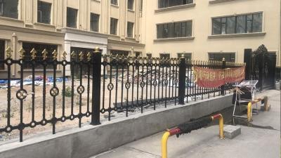 延吉市进学街道星期八公馆占用公共用地违建