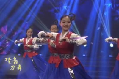 【美丽中国鲜到延边】朝鲜族舞蹈惊艳亮相