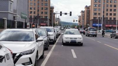 乱停车被堵住了怎么办?