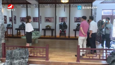 敦化市渤海文化园为全域旅游赋能