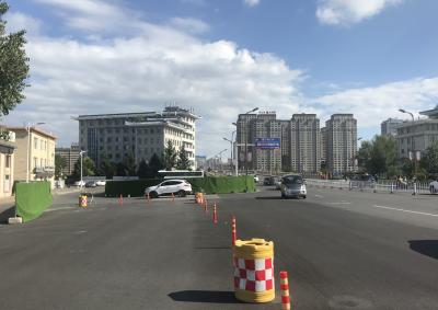 快修完了!延吉市内部分路段恢复通行,这条路还需封闭10天