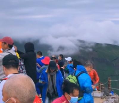 【美丽中国鲜到延边】 长白山