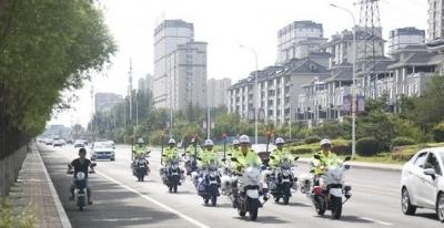 延吉交警两个月处罚各类交通违法行为3万多起
