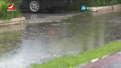 本周我州有两次主要降水过程