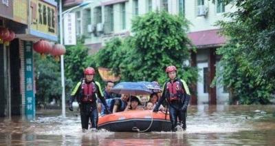 针对新一轮强降雨 国家防总提升防汛应急响应至Ⅲ级