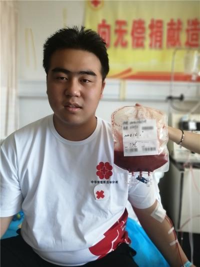 西北小伙吉林献髓!吉林省第94例造血干细胞捐献成功
