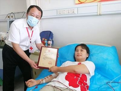 吉林省第92例!造血干细胞工作者9年坚守初心,今夙愿如偿得始终