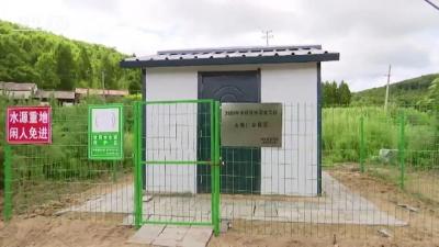 原延边火柴厂饮水改造工程完工通水