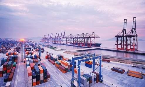 """人民财评:进出口继续""""双正""""增长,中国外贸潜力大"""