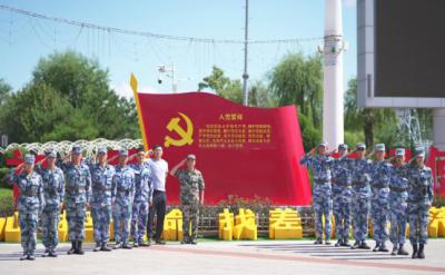 延边州开展全民国防教育日系列活动