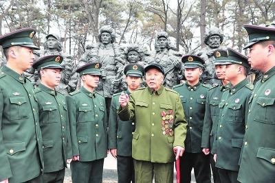 一生的坚守——记革命战争老兵、通化市革命烈士陵园管理所首任所长徐振明(上)