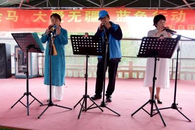 """用音乐温暖""""星星的孩子""""——记延边群众艺术馆副馆长李力"""