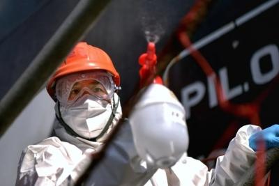 山东港口暂停散货船载运进口冷链食品装卸作业