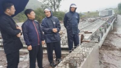 【视频新闻】抗洪抢险牺牲的吴承龙张林同志被评定为烈士
