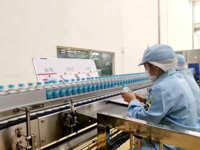 【广电快讯】安图长白山天然矿泉水产业势头强劲 今年1—5月实现产值2.3亿元