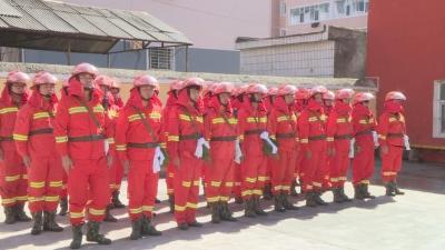 【视频新闻】延吉市部署秋季防火工作
