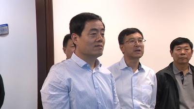 【视频新闻】田锦尘对防台防汛工作进行部署