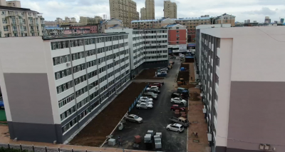 [视频新闻]老旧小区改造惠民生 六万余户居民将受益