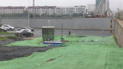 【视频新闻】延吉市延西桥一体化抽水泵站投入使用