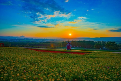 线上线下联动,文化旅游融合,吉林省推出精彩纷呈文旅活动迎双节