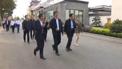 【视频新闻】我州党政代表团到宁波市学习考察