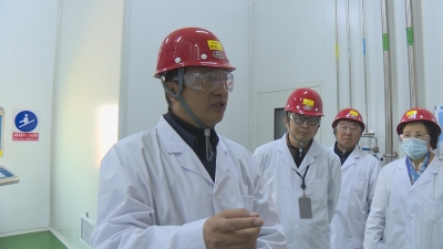 【视频新闻】隋利国:聚才兴业 助力家乡经济发展