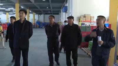 【视频新闻】省市场监管消费维权工作调研组到延吉市调研