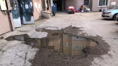 老旧小区改造未落实