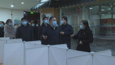 【视频新闻】金寿浩到延吉市调研