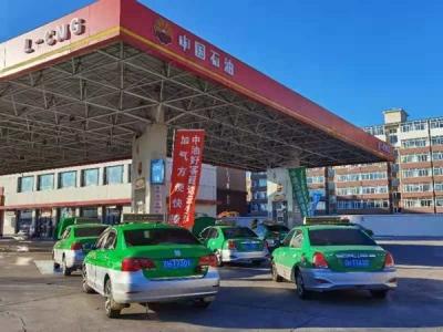 珲春首座L-CNG油气站正式投运