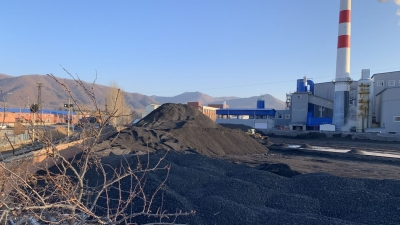 煤堆不覆盖、粉尘污染环境