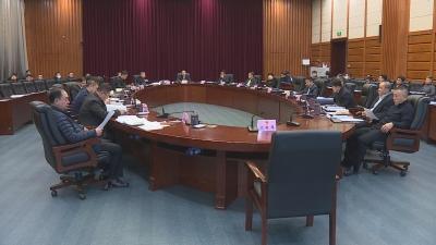 【视频新闻】州污染防治攻坚和生态环保督察整改工作专题会在延吉召开