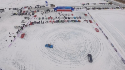 【视频新闻】第四届东北亚(中国·延边)冰雪汽摩运动嘉年华开赛