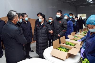 景俊海:切实落细落实全省两会工作部署 统筹抓好疫情防控和经济社会发展