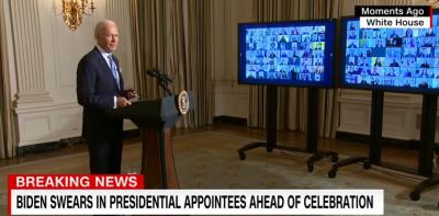 刚进白宫两小时,拜登就提起中国领导人